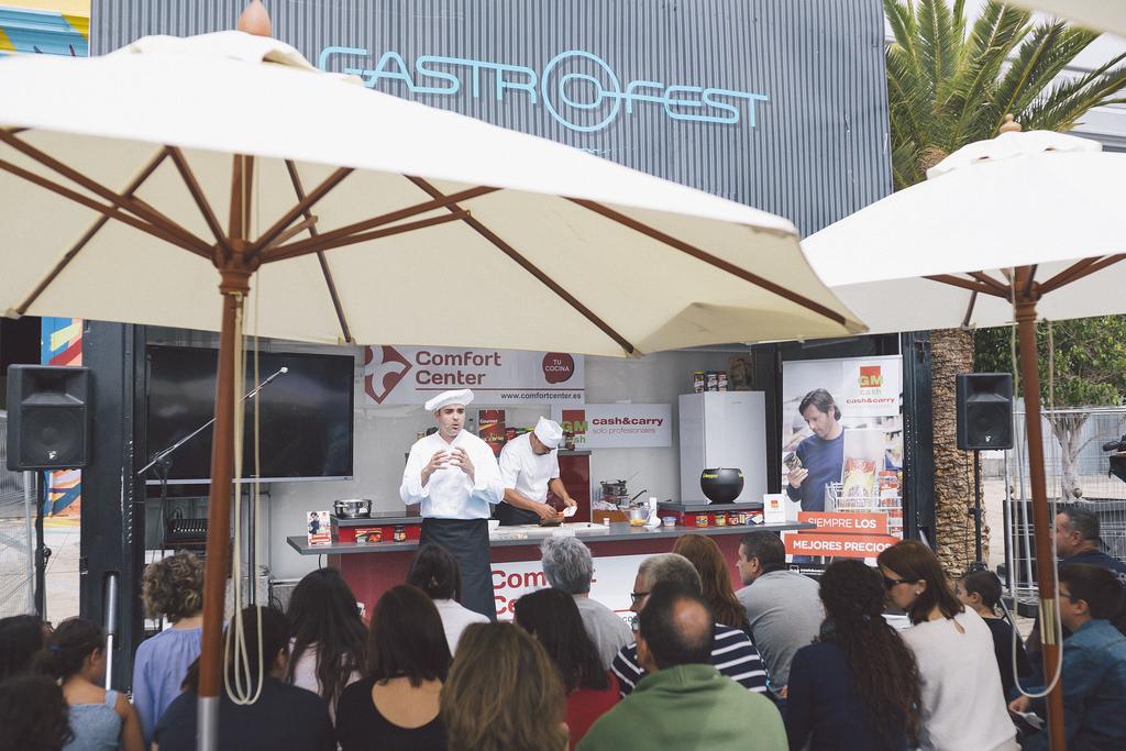 Gran canaria gastrofest 2017 en las palmas - Curso de cocina las palmas ...