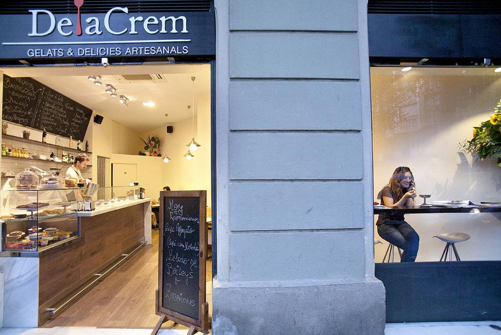 mejores heladerías de Barcelona