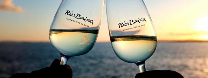 Resultado de imagen de copa vino albariño