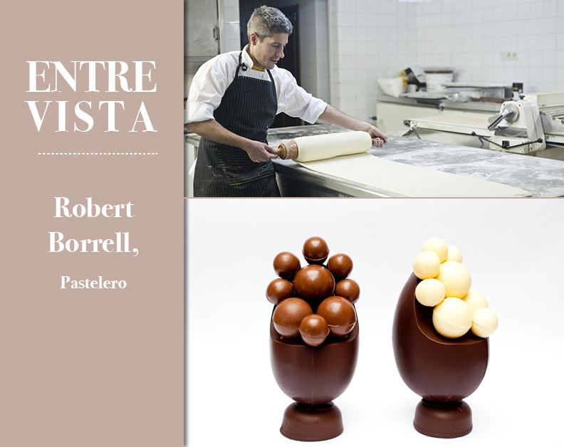borrell, pastelería tradicional