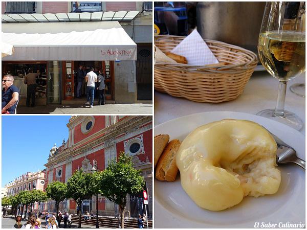 tapas en Sevilla