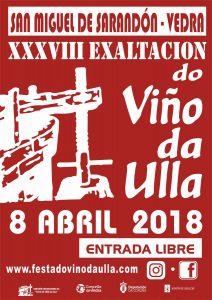 Fiesta del vino del Ulla