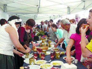 Feria denominaciones de origen y Leyendas