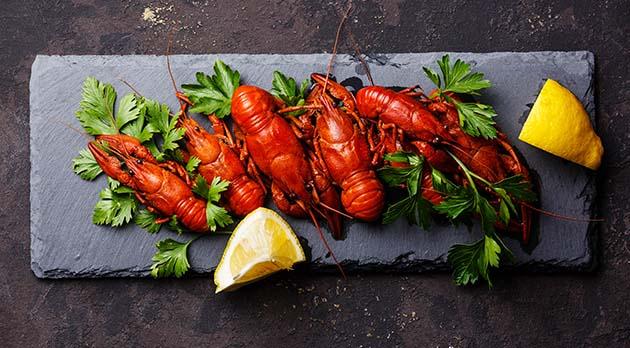 Fiesta del cangrejo de río