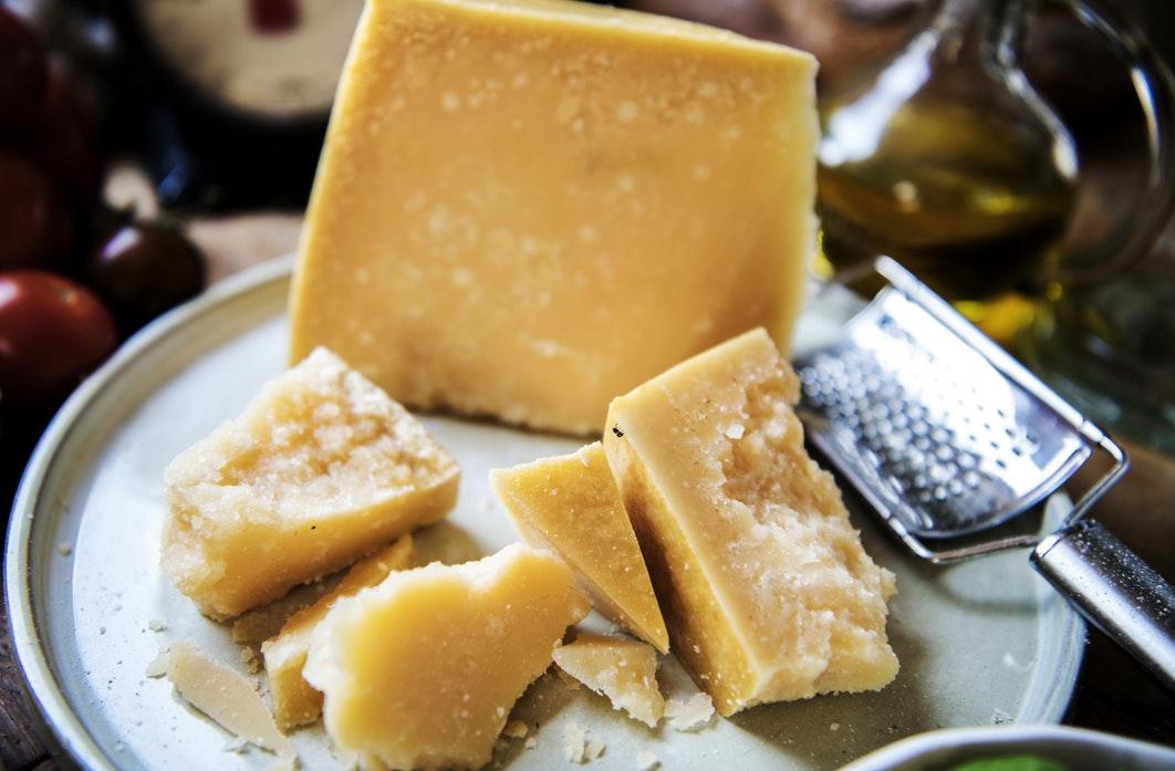 queso y la miel