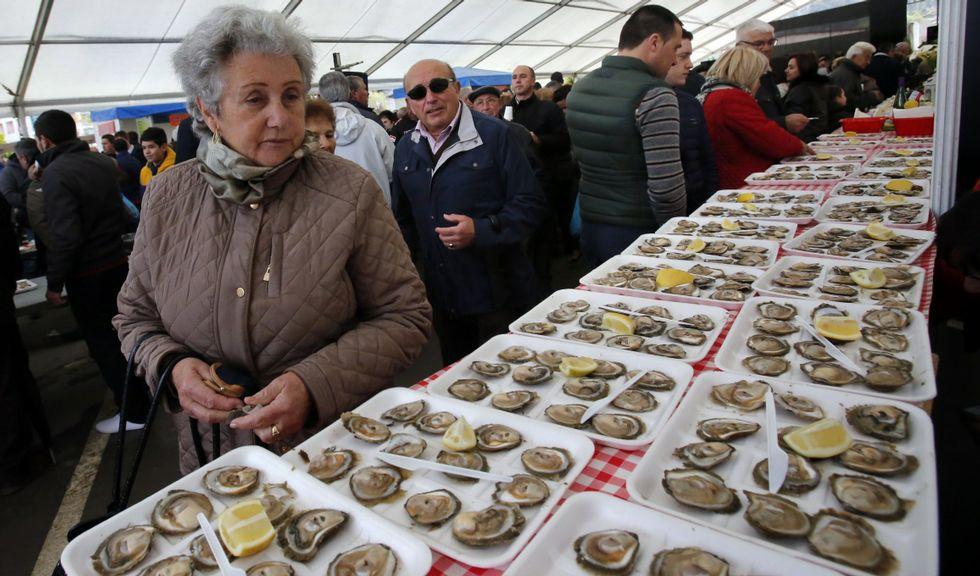 la fiesta de la ostra