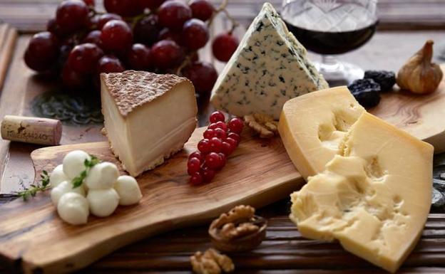 más queso