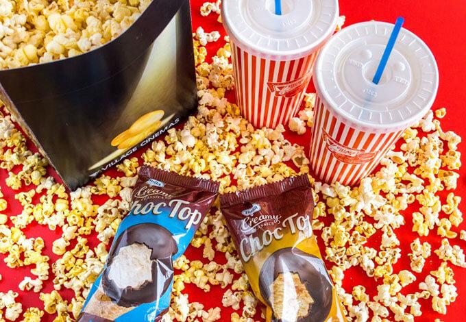 cine más food