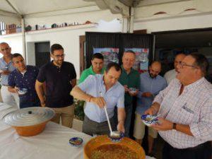 la fiesta del gazpacho