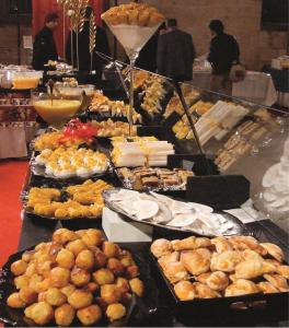 Exposición de Dulces y licores