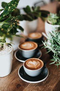 EL ARTE DE PREPARAR UN BUEN CAFÉ