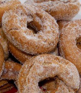 Dulces típicos de Semana Santa