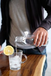 bebidas para hidratarnos